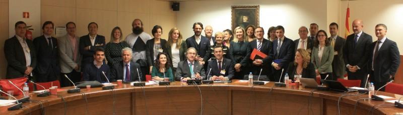 Primera Reunión del Comité Técnico III Congreso Ciudades Inteligentes en SESIAD