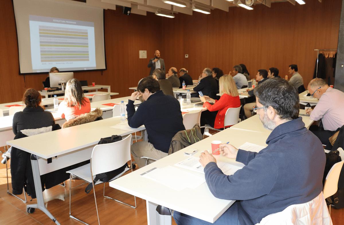 Reunión Comité Técnico del V Congreso Edificios Inteligentes