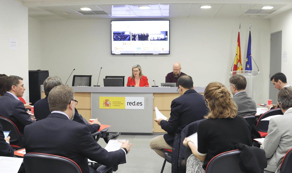 Celebración del primer Comité Técnico del V Congreso Ciudades Inteligentes