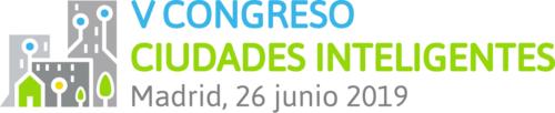 Logo V Congreso Ciudades Inteligentes