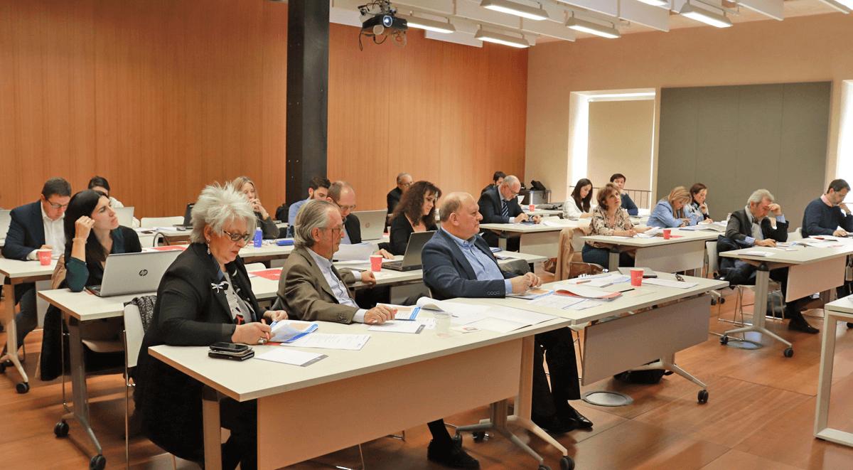 Segunda reunión del Comité Técnico del V Congreso Edificios Inteligentes