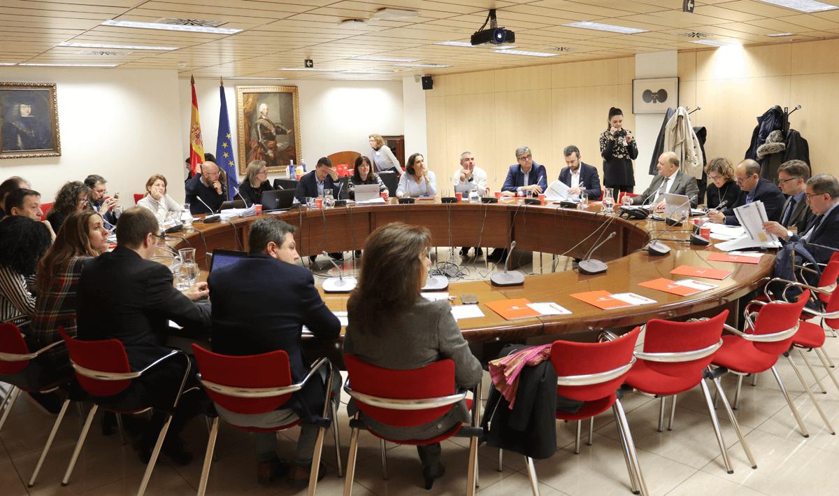 Segunda reunión del Comité Técnico