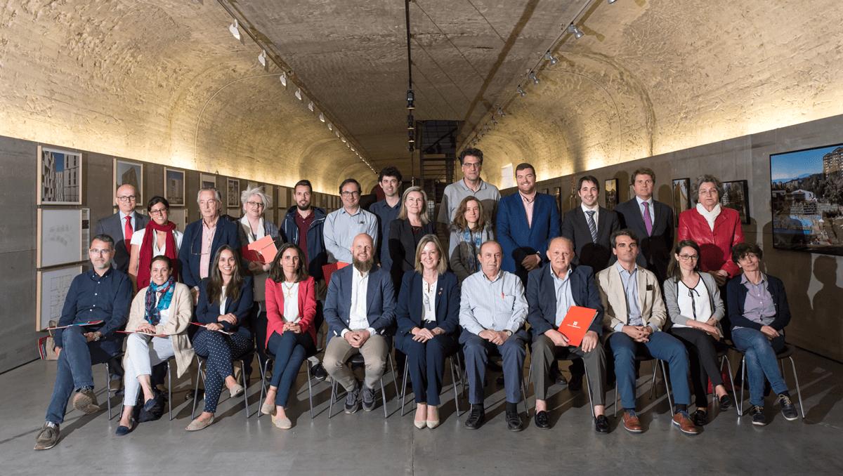 Primera reunión del Comité Técnico del VI Congreso Edificios Energía Casi Nula