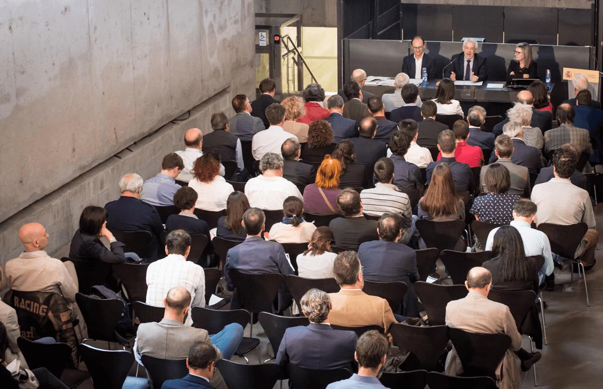 Celebración de la Jornada '¿Y después del EECN qué? Una visión hacia el futuro