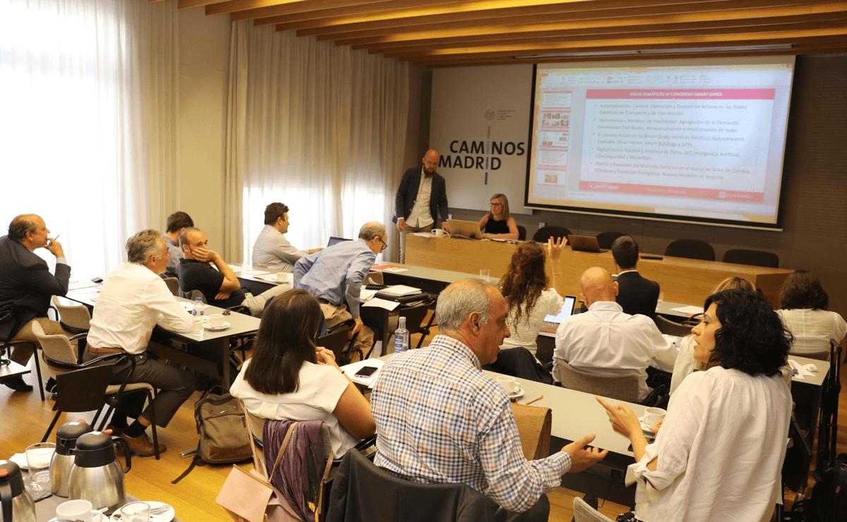 Primera reunión del Comité Técnico del VI Congreso Smart Grids