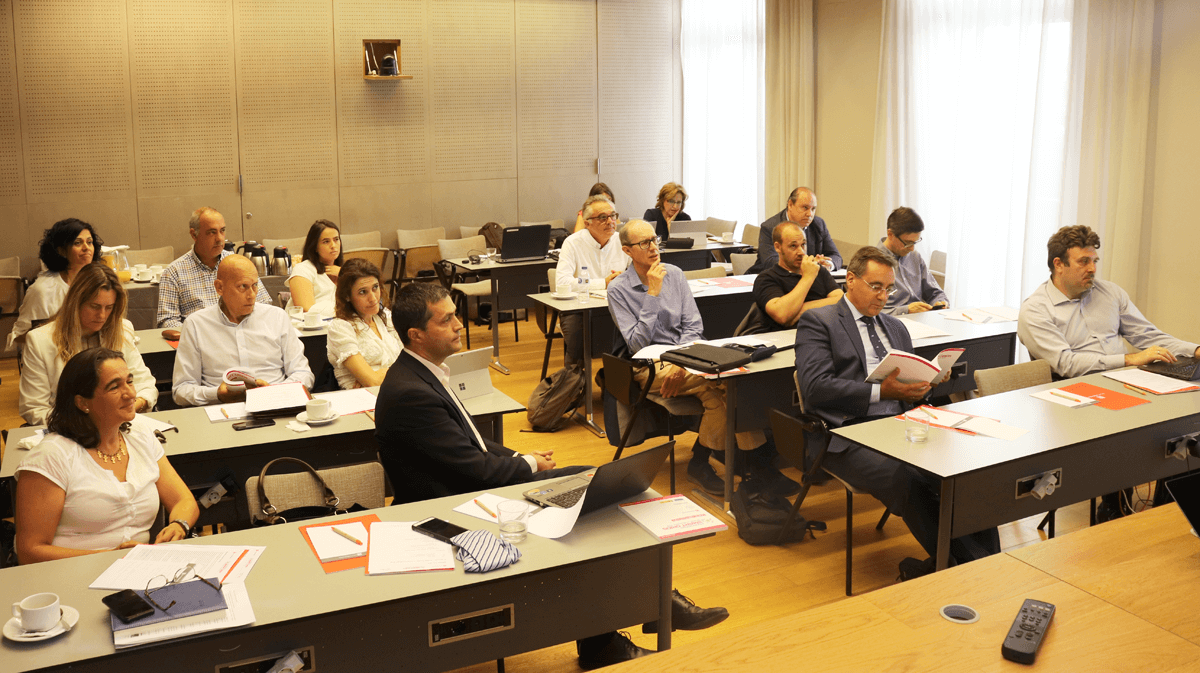Celebración del primer comité técnico del VI Congreso Smart Grids