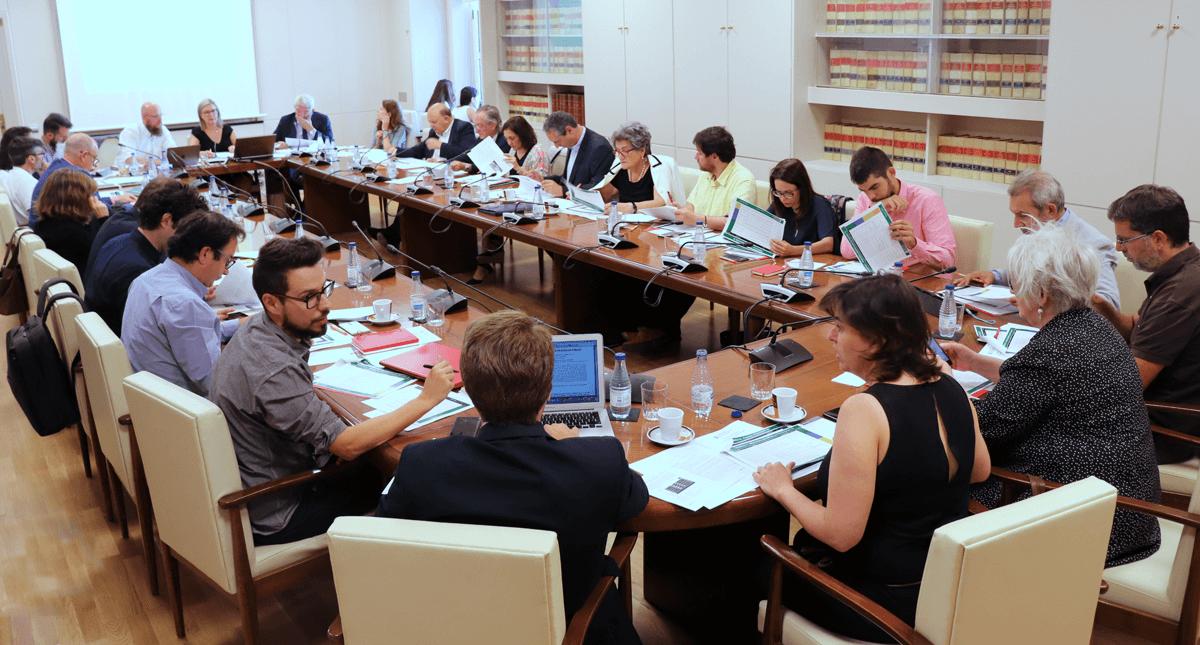 Segunda reunión del Comité Técnico del VI Congreso Edificios Energía Casi Nula