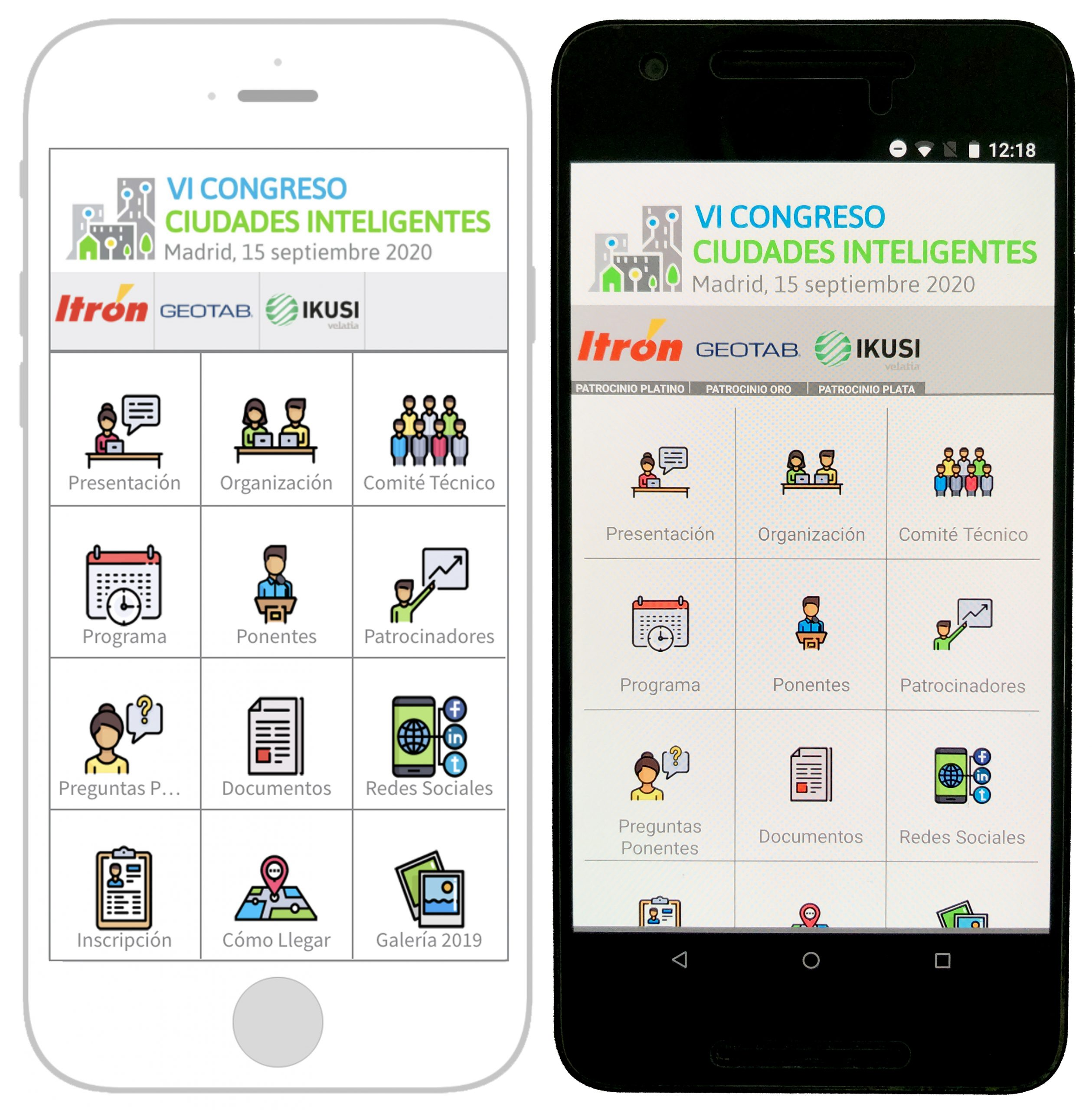 apps para los congresos