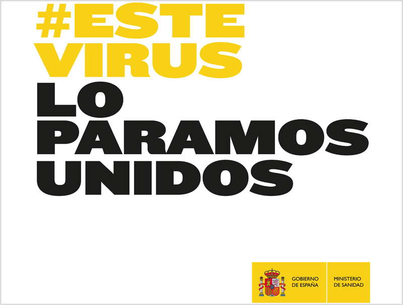 Eslogan Gobierno Coronavirus